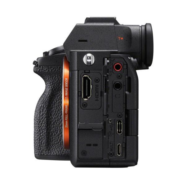 Аренда фотоаппарата Sony Alpha 7S III body