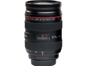 Аренда объектива Canon EF 24-70 f-2.8 L USM|02