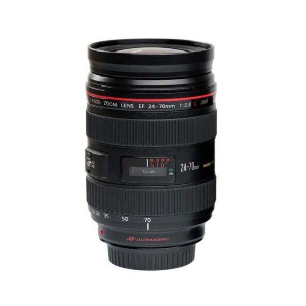 Аренда объектива Canon EF 24-70 f-2.8 L USM