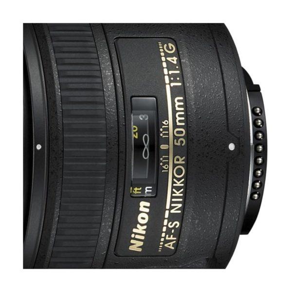 Аренда объектива Nikon AF-S Nikkor 50mm f-1.4G