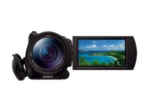Аренда видеокамеры Sony FDR-AX100 02