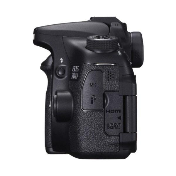 Аренда фотоаппарата Canon 70D body