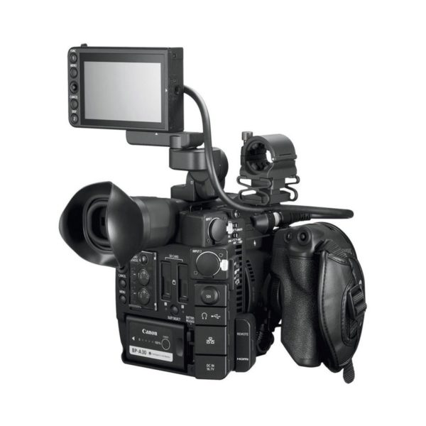 Аренда видеокамеры Canon C200 EF-Mount