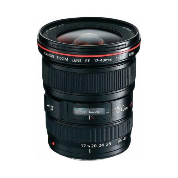 Аренда объектива Canon EF 17-40 f-4.0 L USM