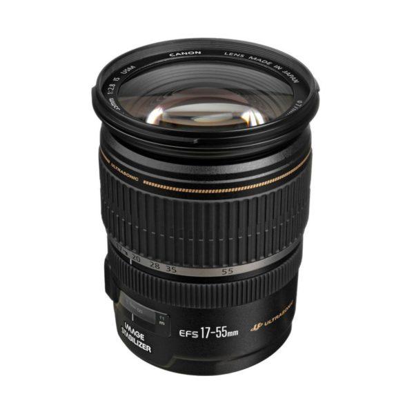 Аренда объектива Canon EF-S 17-55 f-2.8 IS USM