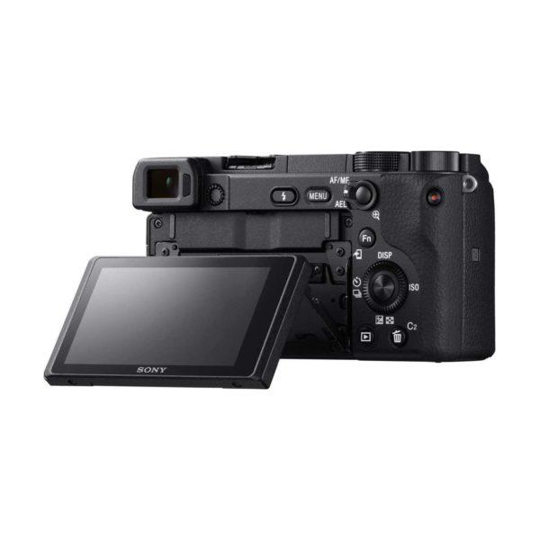 Аренда фотоаппарата Sony Alpha A6400 body