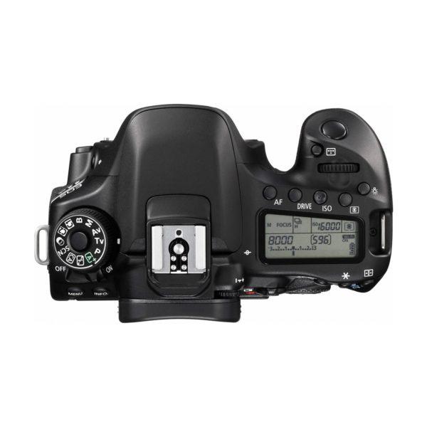 Аренда фотоаппарата Canon 80D body