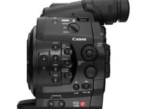 Аренда видеокамеры Canon C300 EF-Mount 02