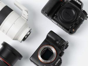 Аренда зеркальных фотоаппаратов