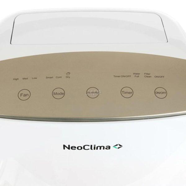 Аренда осушителя воздуха NeoClima ND-40AH