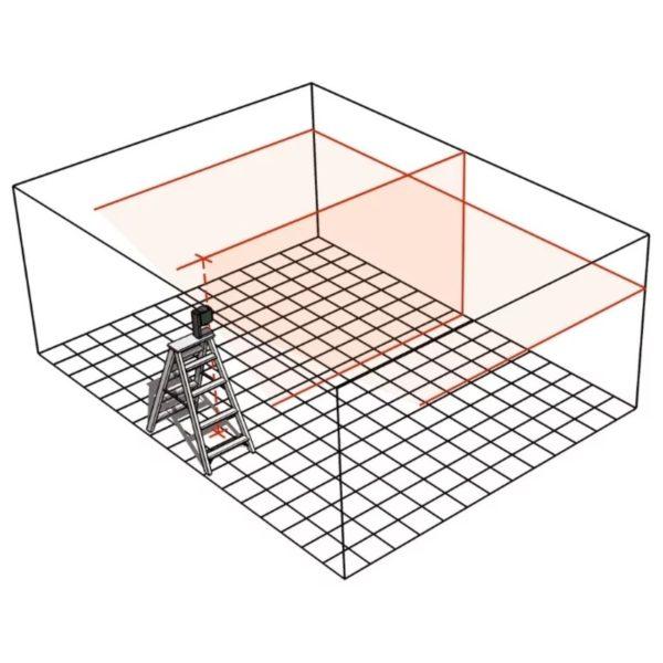 Аренда лазерного уровня Metabo KLL 2-20