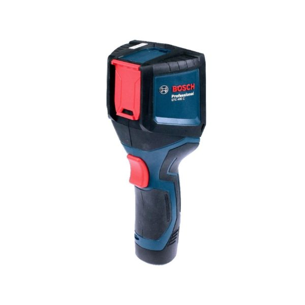 Аренда тепловизора Bosch GTC 400 C в L-boxx 0.601.083.101