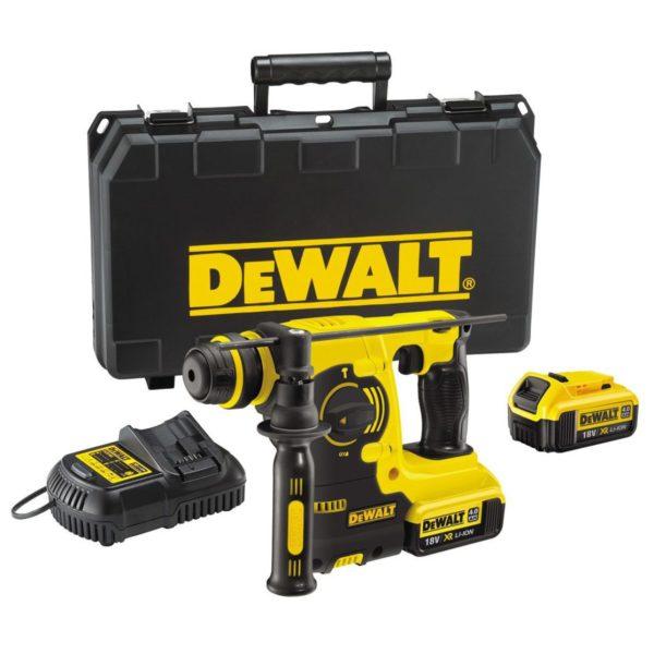 Аренда перфоратора DeWALT DCH253M2-QW